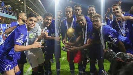 El mensaje de André Carrillo tras ganar la Supercopa de Arabia con el Al Hilal