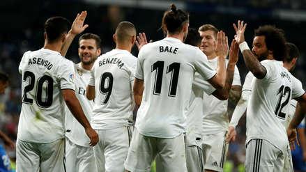Real Madrid ganó en su debut con una gran exhibición de Gareth Bale