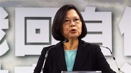 Taiwán acusó a El Salvador de pedirle