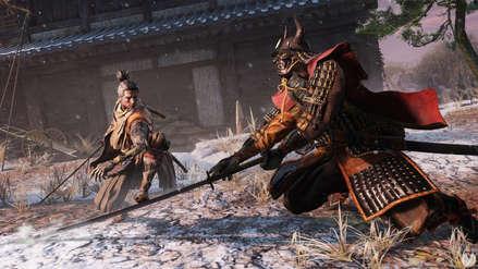 Sekiro, lo nuevo de los creadores de Dark Souls, confirma fecha de lanzamiento
