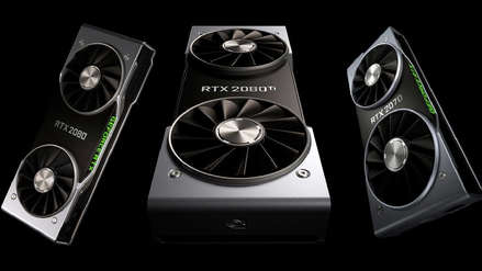 NVIDIA presentó sus tarjetas gráficas RTX 2080 Ti, RTX 2080 y RTX 2070