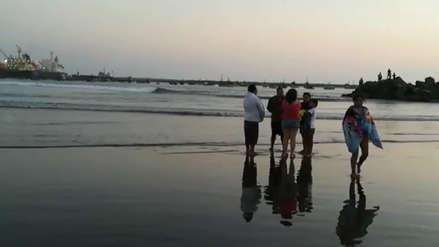 Buscan a adolescente desaparecido en playa de Salaverry