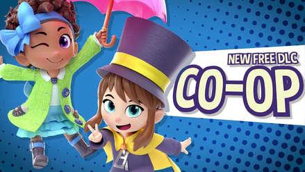 A Hat in Time se unirá al catálogo de Nintendo Switch con DLC y modo co-op.
