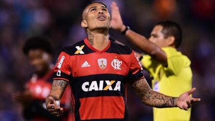 Flamengo planea demandar a Paolo Guerrero por millonaria suma