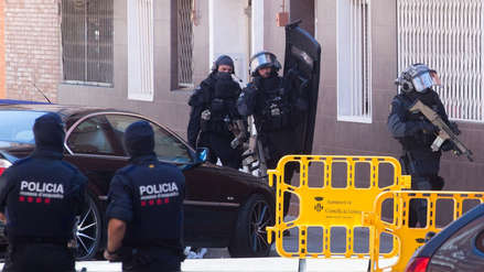 Un atentado terrorista se registró en una comisaría de España