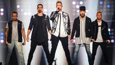 MTV Music Awards: Mira la increíble presentación de los Backstreet Boys