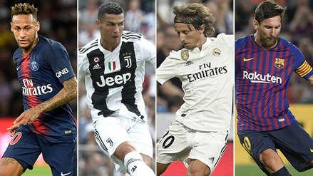 Los diez equipos candidatos para ganar la Champions League
