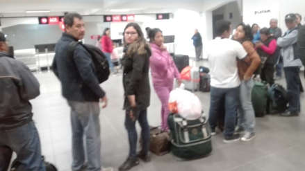 Tres aerolíneas aterrizaron de emergencia en aeropuerto José Quiñones Gonzáles