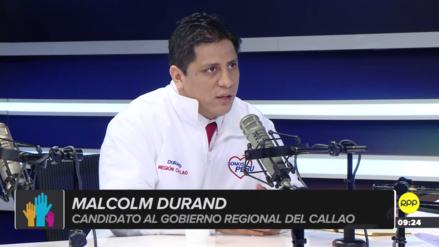 Candidato al gobierno del Callao: Chimpum quiere quedarse en el poder con seis postulantes