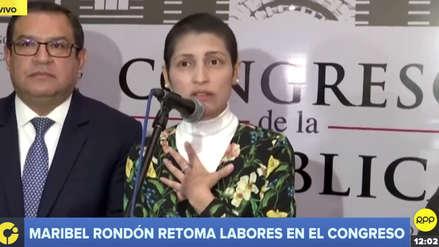Trabajadora con cáncer fue reincorporada al Congreso tras denunciar despido arbitrario