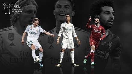 Los 7 jugadores que pudieron ser finalistas al jugador del año de la UEFA