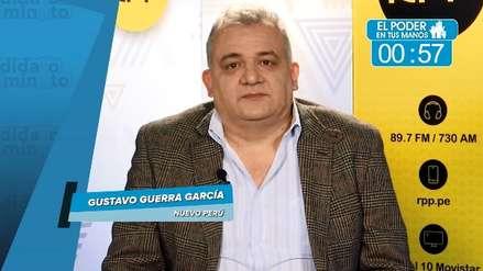 Elecciones 2018: Guerra García y sus planteamientos en transporte y violencia contra la mujer