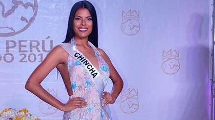 Clarisse Uribe reemplazará a Estefani Mauricci en el Miss Mundo Internacional
