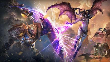 Arena of Valor confirma fecha de lanzamiento en Switch con tráiler
