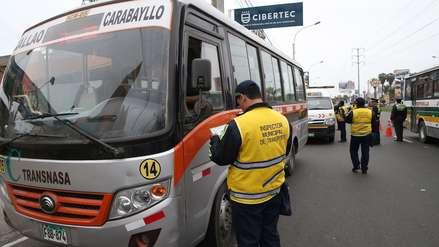 Municipalidad de Lima impugnará resolución de Indecopi que habilita a vehículos con papeletas