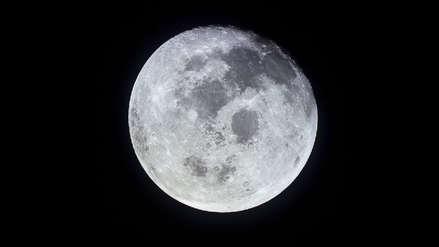 Científicos confirmaron la existencia de hielo en los polos de la Luna