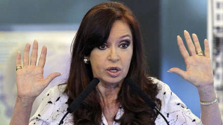 Cristina Fernández avala que el Senado de Argentina autorice al juez a registrar sus casas
