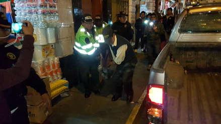 Comerciante murió por paro cardiaco en prostíbulo de Arequipa