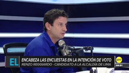 Renzo Reggiardo dijo que críticas sobre su empresa en Panamá son