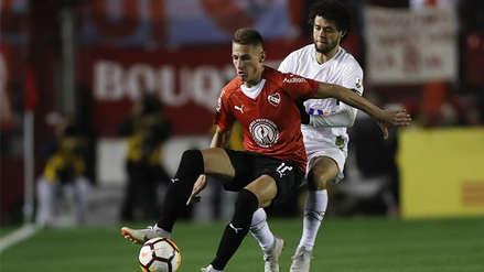 Independiente empató sin goles con Santos por los octavos de la Copa Libertadores