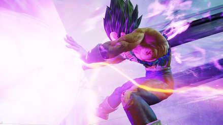 Vegeta se une a la acción en nuevo tráiler de Jump Force
