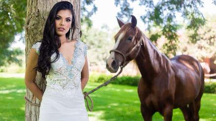 Conoce a Clarisse Uribe, la nueva Miss Perú Mundo