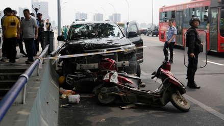 Un hombre apuñaló a su pareja y a otras cinco personas en China