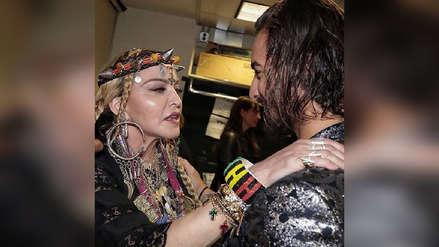 Maluma sobre su encuentro con Madonna en los VMA's: