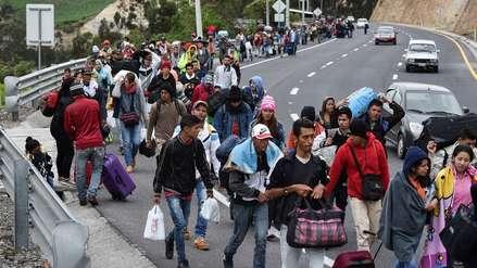 Colombia pide a Perú y Ecuador unificar su política migratoria ante la llegada de venezolanos