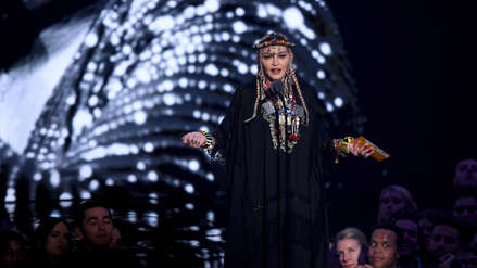 Madonna es cuestionada por tributo a Aretha Franklin en los MTV Video Music Awards