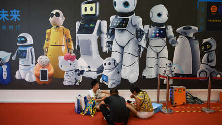 Robots profesores de inglés llegarán a colegios de Japón en 2019