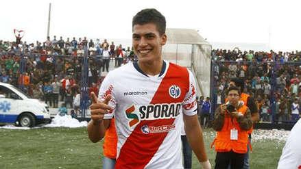 Iván Bulos fue presentado como nuevo refuerzo del Deportivo Municipal