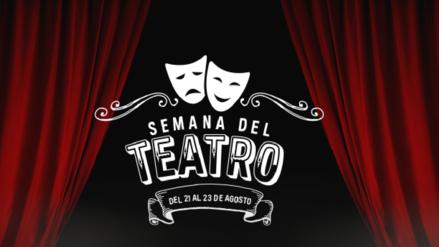 Semana del Teatro: Más de 40 obras con precios desde 3 soles