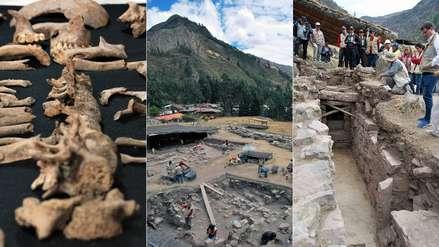 Los robots que revelaron posibles sacrificios humanos de hace 3 mil años en Chavín de Huántar