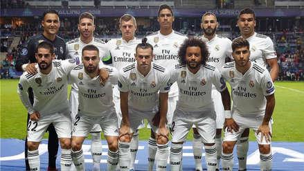 Real Madrid: ¿Quiénes dejarán el club antes del cierre del mercado de fichajes?