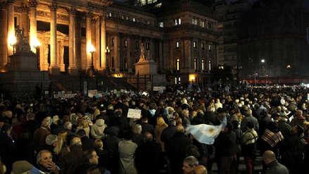 Miles de personas piden en Argentina el desafuero y detención de Cristina Fernández