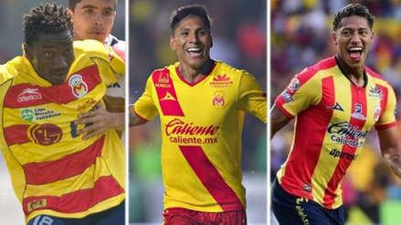 Monarcas Morelia recordó los goles de peruanos en la historia del club