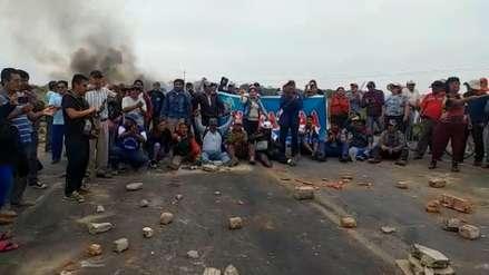 Trabajadores de empresa Tumán cumplieron 19 días de protestas contra el Grupo Oviedo