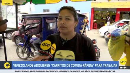 Venezolanas en Tumbes piden a las autoridades peruanas una