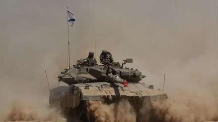 Israel desarrolla una versión mejorada del tanque Merkava