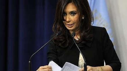 Senado de Argentina autorizó allanamiento de residencias de Cristina Kirchner