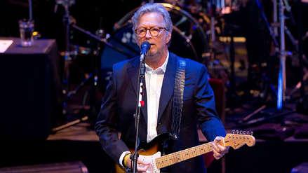 Eric Clapton rendirá homenaje a Avicii en su próximo disco