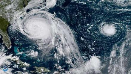 El huracán Lane avanza hacia Hawái y alcanza categoría 5