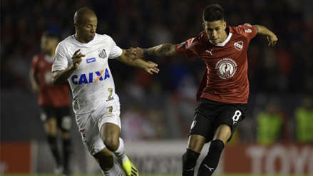 Independiente solicitará los puntos por mala inscripción de futbolista de Santos