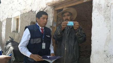 """El """"hombre invisible"""" de Cusco ya cuenta con DNI después de 20 años"""
