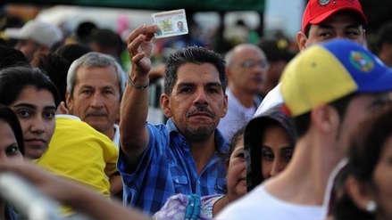Colombia busca implementar estrategia de atención integral para migrantes venezolanos
