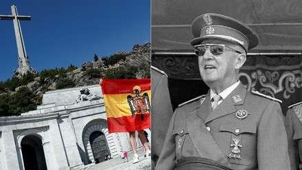 Polémica en España por la exhumación de los restos del dictador Francisco Franco
