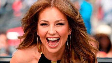 Thalía se reinventa con el reggaetón y los challenge a los 47 años