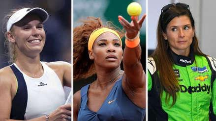 Las 10 deportistas mejor pagadas del mundo, según Forbes