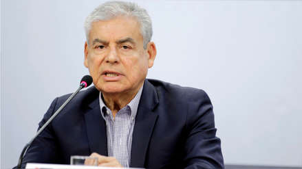 Villanueva aseguró que pedido de pasaportes no busca cerrar las puertas a venezolanos